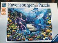 Ravensburger jigsaw puzzle 500 pieces