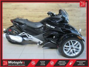 2013 Can-Am Spyder ST SM5 69$/SEMAINE