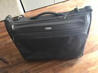 Samsonite suit carrier & garment bag