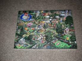 I love gardening puzzle 100% complete