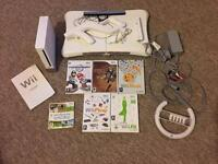 Nintendo WII Bargain, all in very good condition