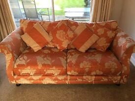 Two matching sofa's for sale - great condition