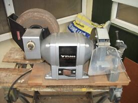 Wickes Bench Grinder
