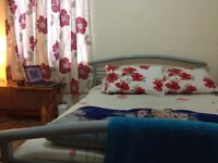 FURNISHED DOUBLE ROOM TO-LET [ £250(Single per)/£300(Couple) ] --->ALL INCLUDED