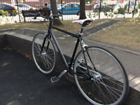 Fixed bike size 53cm | Single-Speed Bike Size 53cm
