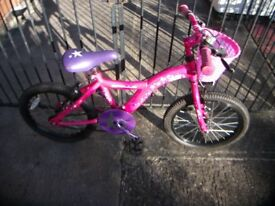 apollo star. girls bike