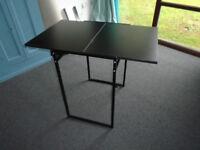 """Ikea """"Muddus"""" small folding table or desk"""