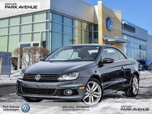 2014 Volkswagen Eos PNEUS D'HIVER | MAGS | TOIT RIGIDE | ÉCRAN