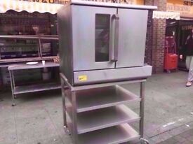 CATERING COMMERCIAL CONVECTION OVEN CAFE KEBAB CHICKEN RESTAURANT FAST FOOD KITCHEN BBQ SHOP