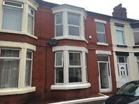Sandhurst Street, Aigburth L17 - Fully modernised three bed house to let, ready for occupation