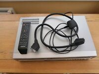 Samsung VCR & DVD Player Model DVD-V6700S Excellent working order inc remote control scart lead £50