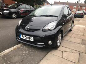 URGENT : Quick Sale 2012 Toyota Aygo HPI CLEAR - LOW MILEAGE