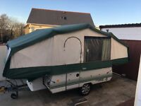 Conway cruiser 1993 folding camper