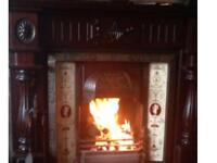 Fire surround