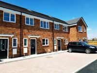 Stunning newly built three bedroom house with garden in Little Thurrock, RM16