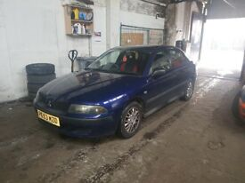 2003 Mitsubishi Carisma 1.9DID Diesel turbo