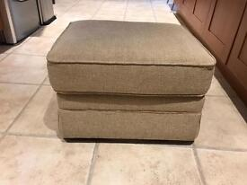 Foot stool from Marks and Spencer's