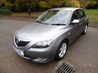 Mazda Mazda3 1.6 TS2 (titan silver met) 2005