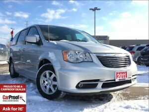 2011 Chrysler Town & Country TOURING**POWER DOORS**POWER LIFTGAT