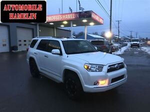 2010 Toyota 4Runner limited 7 places cuir mags toit  tres rare