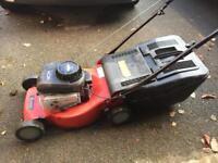 Sovereign Petrol lawnmower. GWO