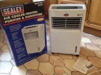 Air Cooler/Heater/Purifier & Humidifier