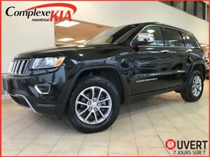 Jeep Grand Cherokee limited 4x4 toit ouvrant dem.distance cam.re