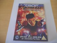 Action man dvd