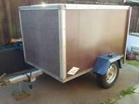 Camping trailer 6 x 4