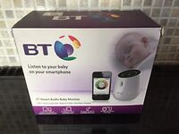 Brand new never used bt baby monitors