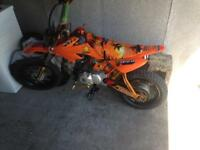 110cc xsport custom
