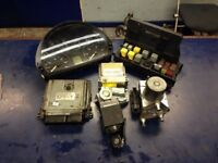 2006+ W906 906 MERCEDES SPRINTER 515 5T 2.2 TWIN WHEEL AXLE VAN ECU COMPLETE KIT