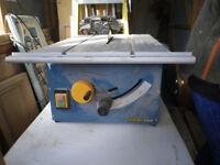 240 volt bench saw