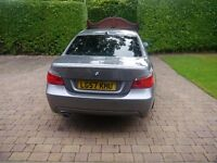 BMW 520 D MSPORT FOR SALE