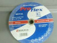 "9"" metal cutting discs"