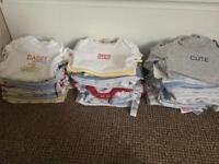 Baby boy clothes bundle TB - 0-3
