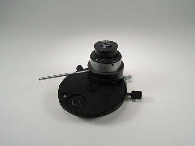 Lomo Zeiss Microscope Condenser For Polam Microscope