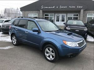 2009 Subaru Forester 2.5 XL Limited AWD