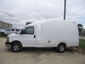 2010 Chevrolet Express Van 3500