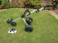Proteam Sports Electric Golf Trolley