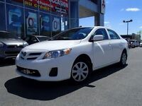 2012 Toyota Corolla CE Group electric A/C + Cruise Control