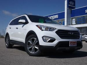2014 Hyundai Santa Fe XL Luxury w/6 Passenger | LEATHER | PANORA