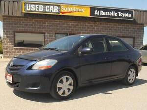 2008 Toyota Yaris Sedan Peterborough Peterborough Area image 1