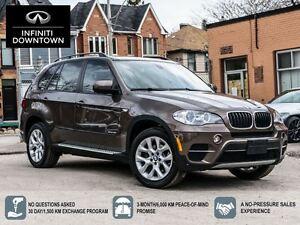 2013 BMW X5 *No Accidents* Brand New Tires & Brakes* xDrive35i w