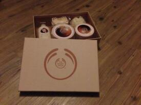 The body shop shea butter gift set - new! Great gift