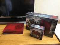 Gears of War 4 Limited Edition 2TB Console