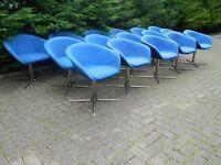 16 Arper Duna Swivel Designer Chair (£100 Each)