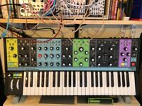 Moog Matriarch semi modular synth, spotless as new, boxed.