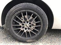 """WR 15"""" alloy wheels"""
