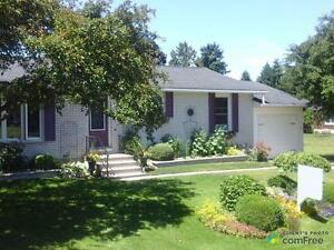 $317,000 - Raised Bungalow for sale in Meaford